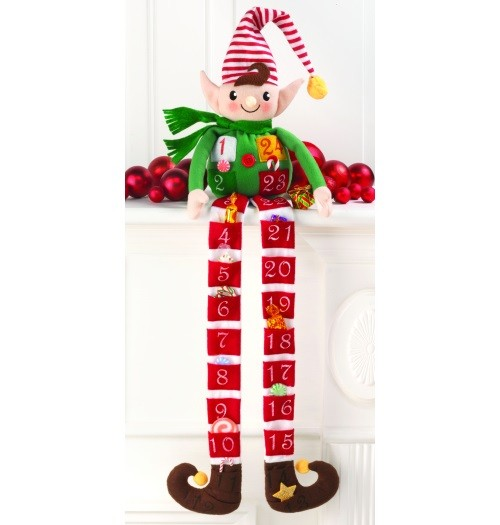 Elf Shelf Sitter Countdown