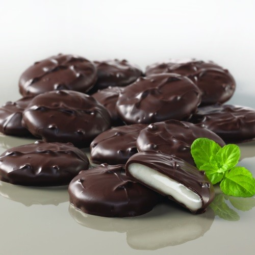 Dark Mint Patties