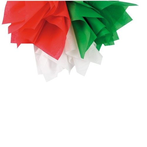 Red And Green Tissue