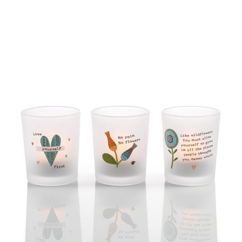 Votive Holders - Set Of 3
