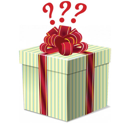 Image Gallery Mystery Gift