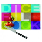 Dice Cook Cutting Board