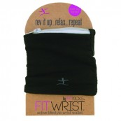Black FITWRIST Wallet