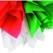 Red & Green Tissue