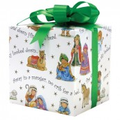 Nativity Wrap