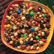 Sweet & Crunchy Trail Mix