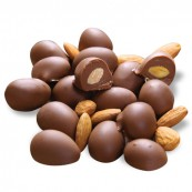 Double Chocolate Covered Almonds