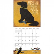 Man's Best Friend Calendar & Coaster Set